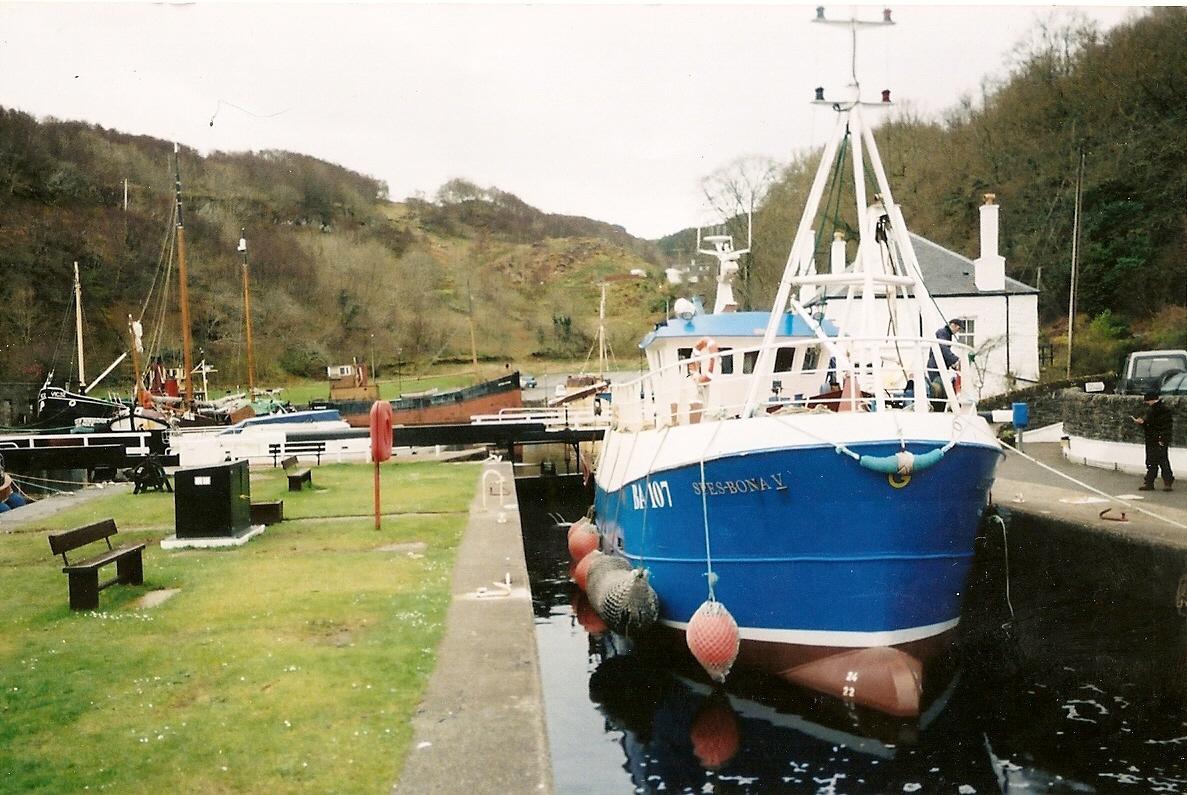 crinan sea lock - Ballantrae (BA) - Gallery