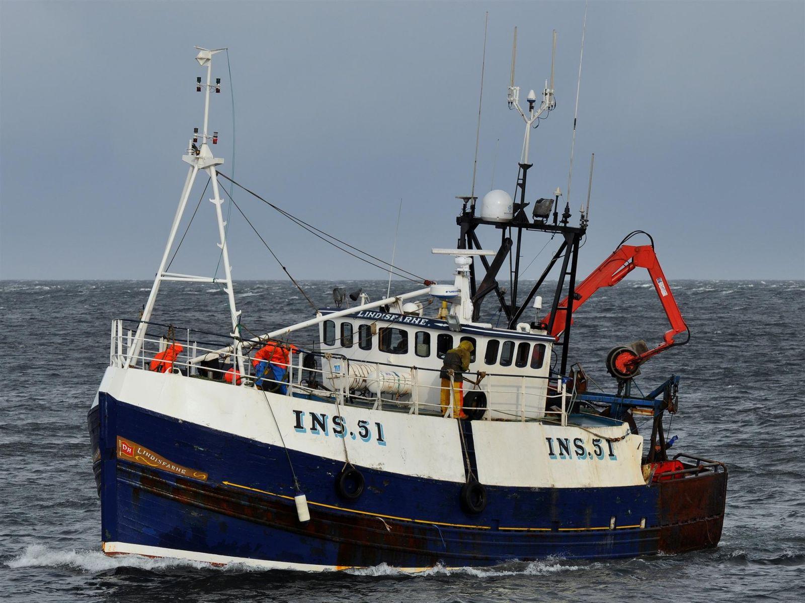 Lindisfarne  INS 51