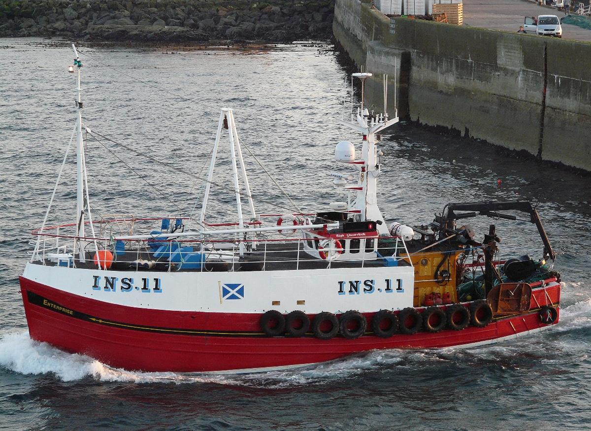 Enterprise  INS 11