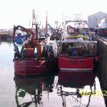 Weston Bay OB 129 & Dawn Watch II BA 120