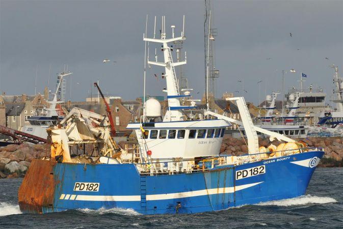 Ocean Bounty  PD 182