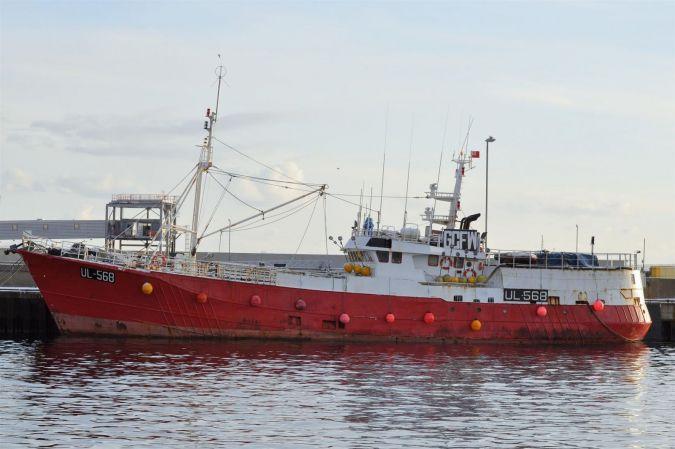 Celtic Sea UL 568