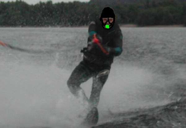 masked advenger