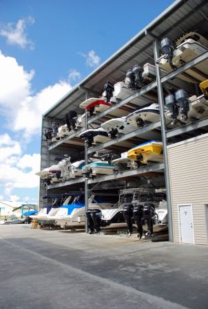 Berthing Boats - Florida Style