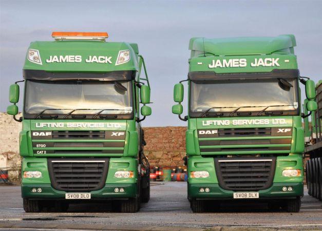 New job Jammy??