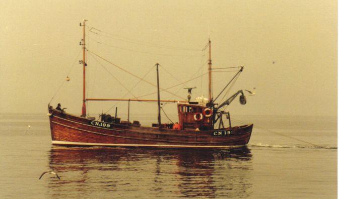 Silver Dawn CN199