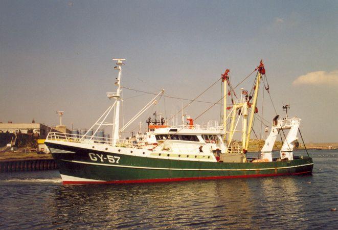 GY-57 Eben Haezer