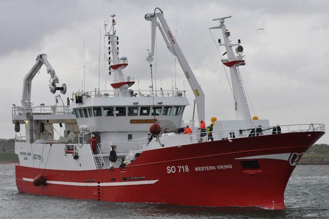 Western Viking  SO 718