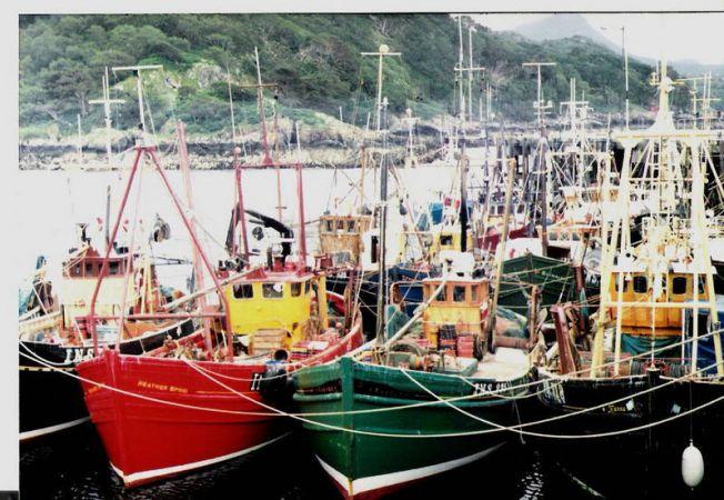 Gairloch Pier