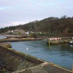 Dunure Harbour