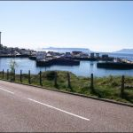Mallaig Harbour from the Bay