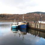 West Loch Tarbert Pier