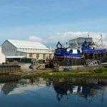Nobles Shipyard Girvan