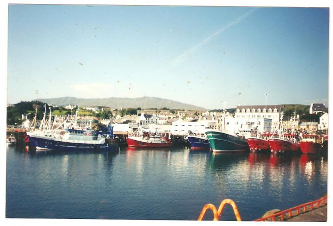 killybegs in 2000