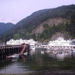 Horse Shoe Bay Ferry Terminal, BC, Canada