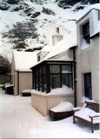Snow in Nov ember Pennan