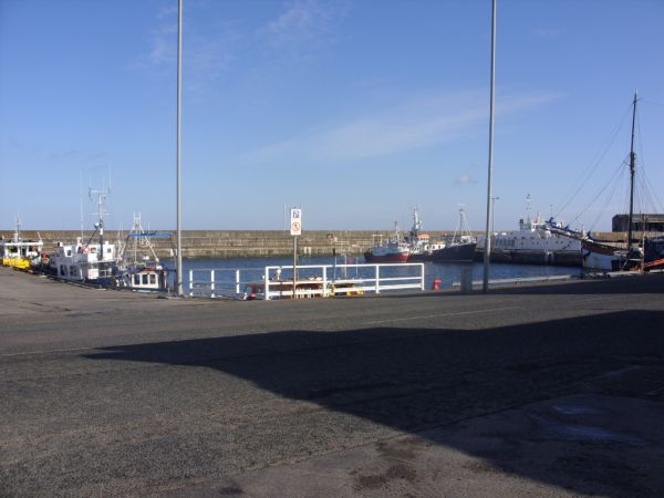 Buckie harbour