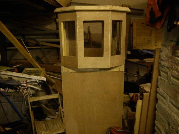 Siolta new aft wheelhouse