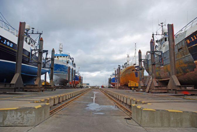 Fraserburgh Shipyard