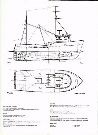Specification Of Campbeltown 53