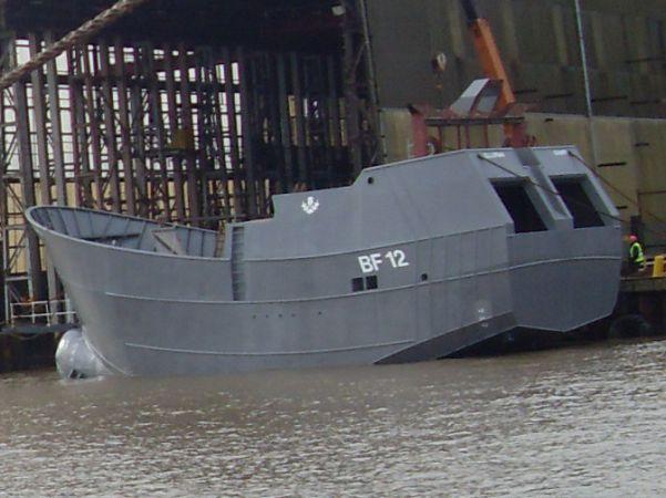 new build for shaulora fishing company