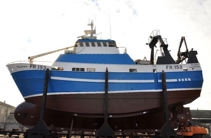 Polaris II  FR 153