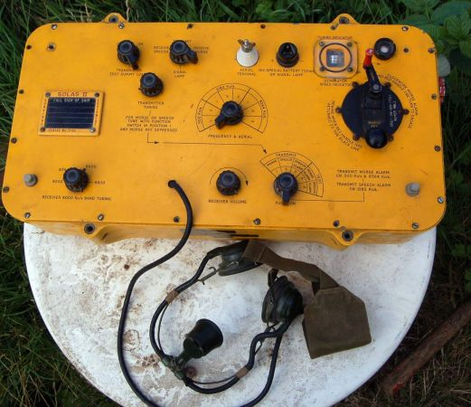 Solas Radio transmitter receiver