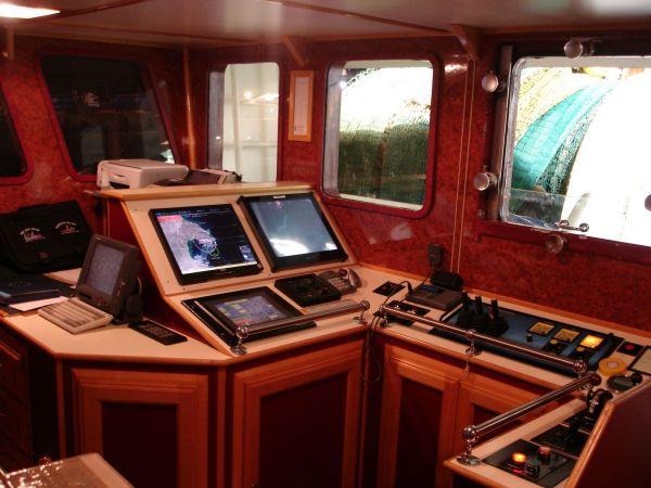 New Year Trip- Trawl Console