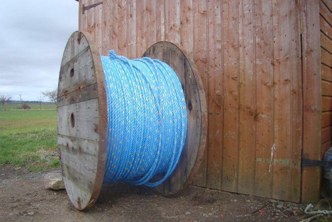 2000m of 15mm Creel Rope