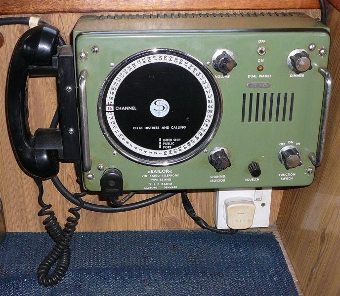Sailor RT144B  VHF