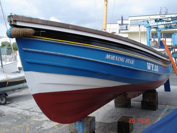 Converted Fishing Vessels