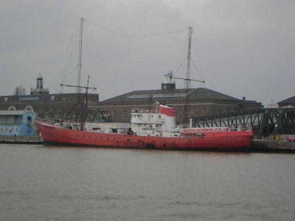 Pirate Radio Ship - Caroline