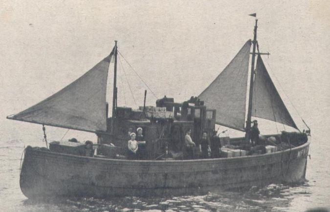 Motor Fishing Vessel