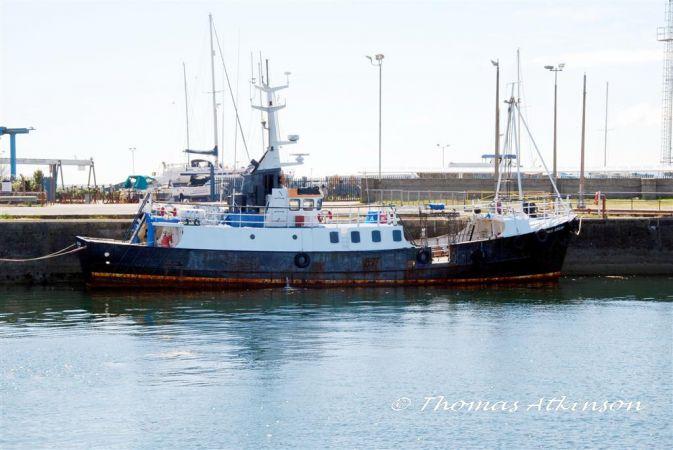 james edgar ex arctic trawler