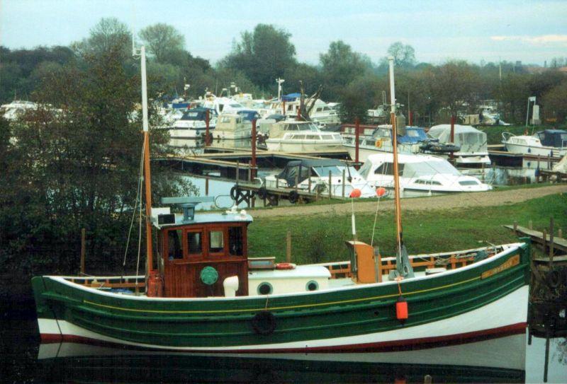 MYRTLE  ex LH24  Port Seton
