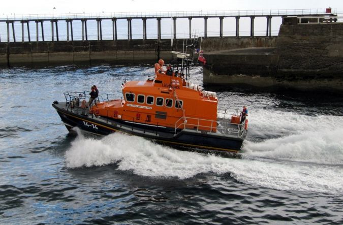 RNLB George and Mary Webb  14-14