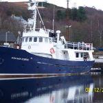 Ex Norwqegian lifeboat