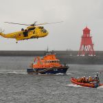 RNLB Spirit of Northumberland 17-20 and Hylton Burdon B-811