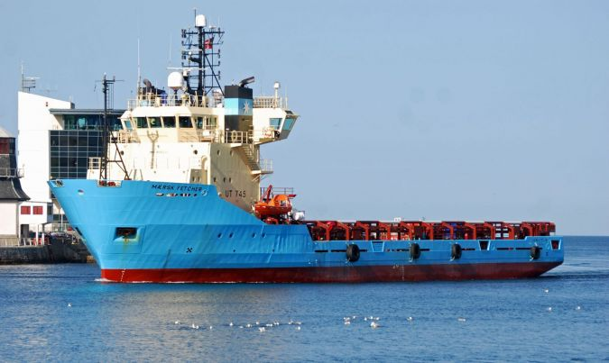 Maersk Fetcher
