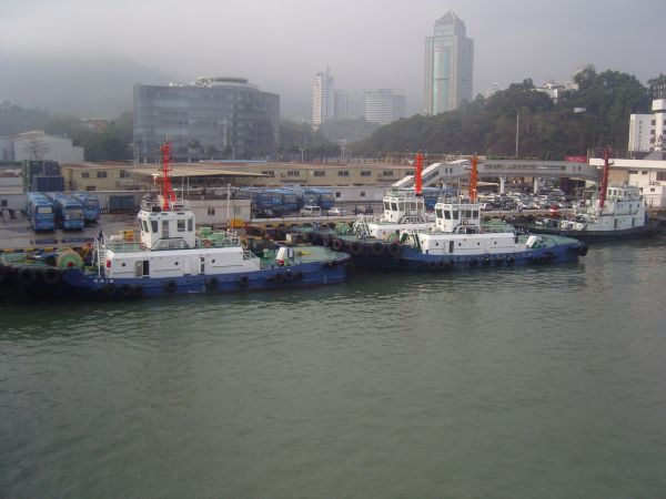 harbour tugs