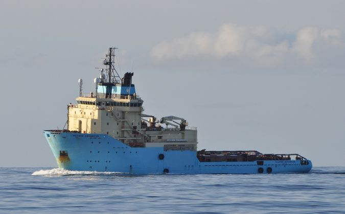 Maersk Advancer