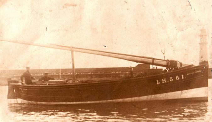 Robina Inglis 1923