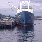 Pollock/Hake trawler in Seattle