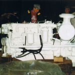 engine and box