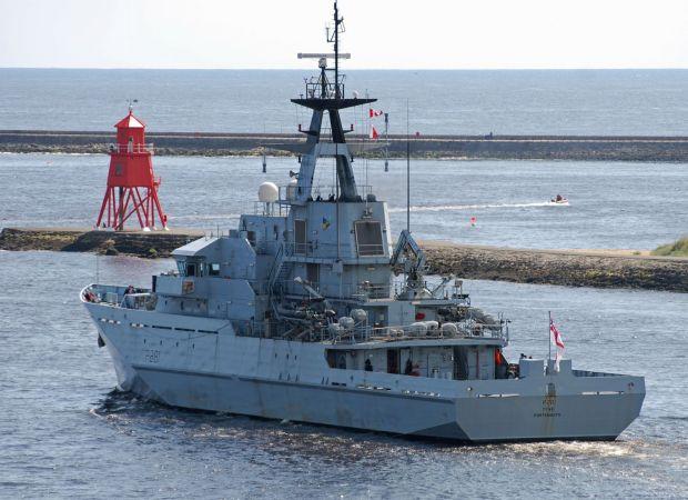 HMS Tyne - P281