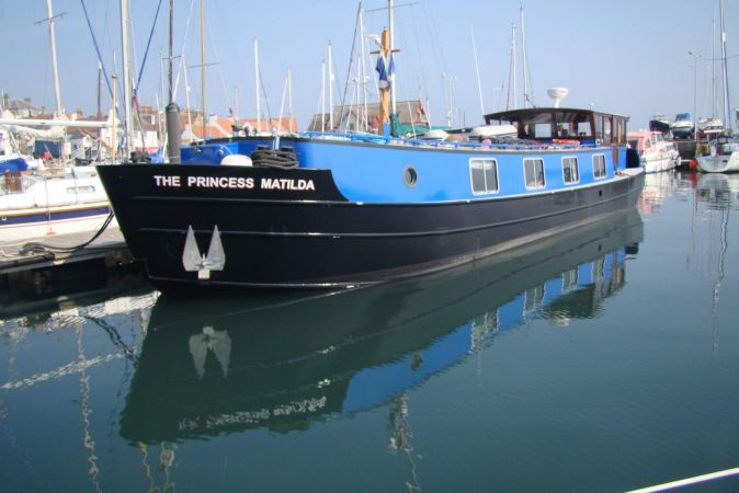 The Princess Matilda