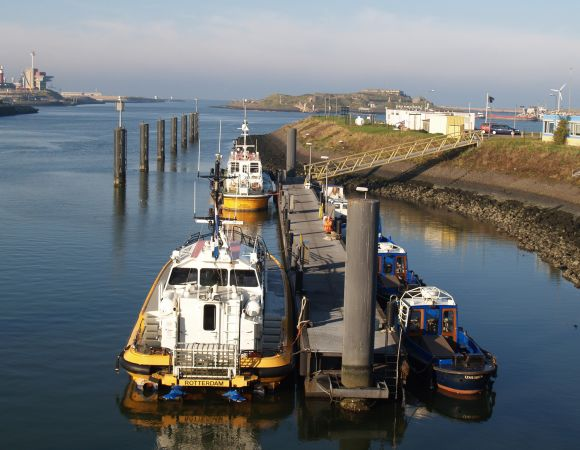North Sea Canal Pilot Station
