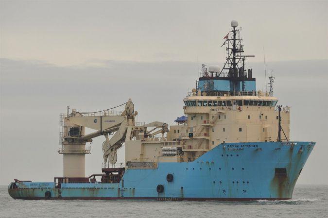 Maersk Attender