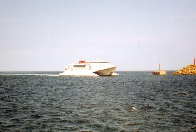 Seacat Isle of Man