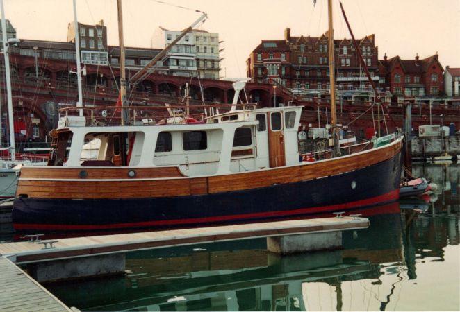 Rosehearty, Ramsgate July 93